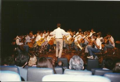 Concert des stagiaires