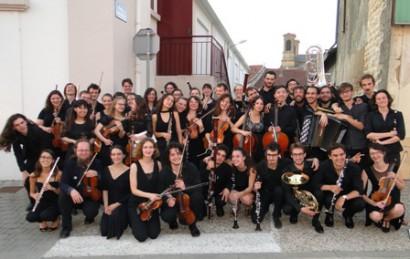 Concert de l'Orchestre du festival « Boult aux Bois & cordes » et Damien Tréseux, guitare solo (France)