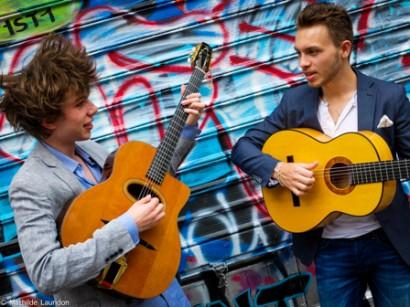 Duo Samuelito et Antoine Boyer (France)