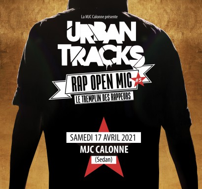 Urban Tracks - Rap Open Mic #5