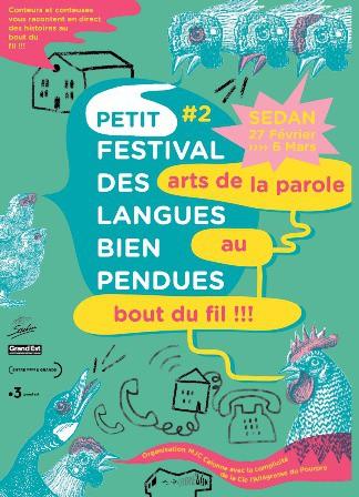 Petit Festival des Langues bien Pendues # 2