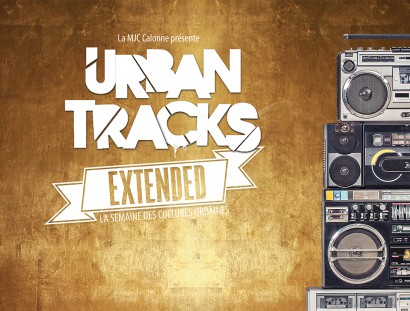 Urban Tracks Extended - Le programme complet