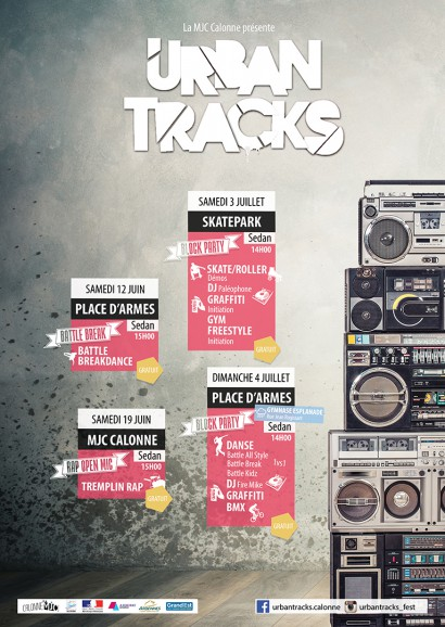 Urban Tracks - Block Party