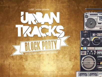 Urban Tracks Extended - Block Party