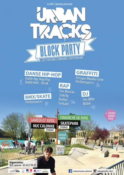 Urban Tracks - Block Party