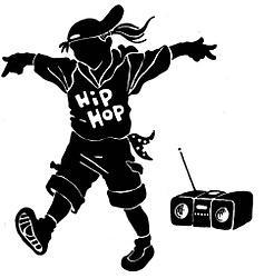 Eveil à la danse Hip-Hop