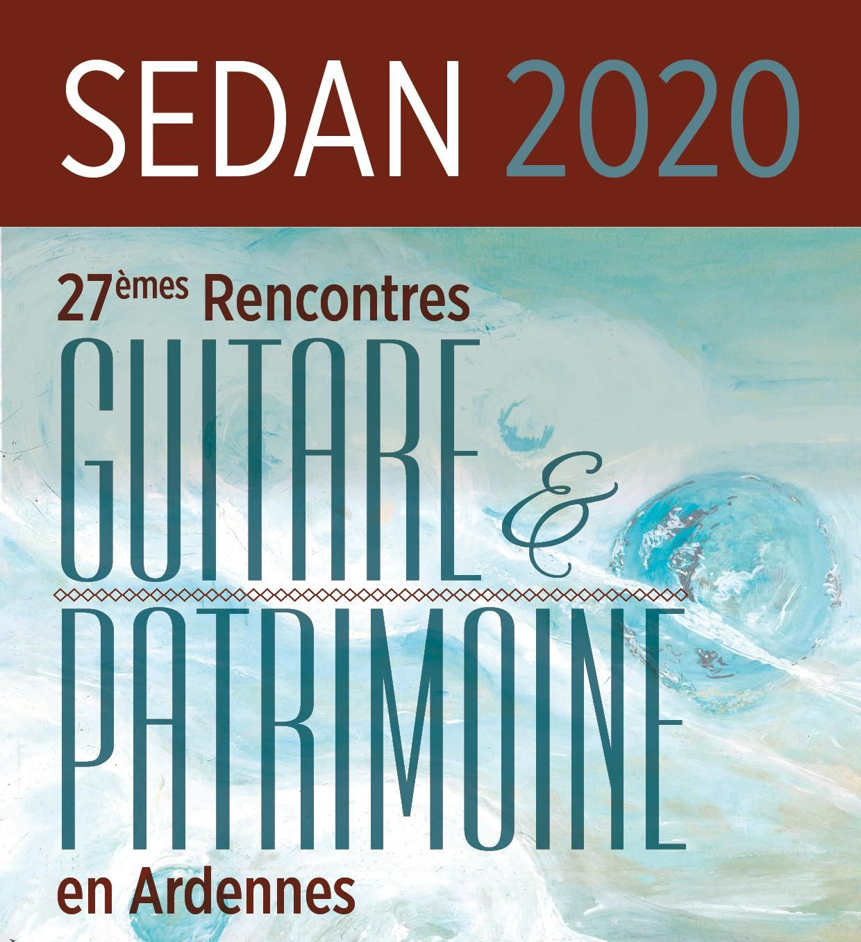 programme guitare 2020